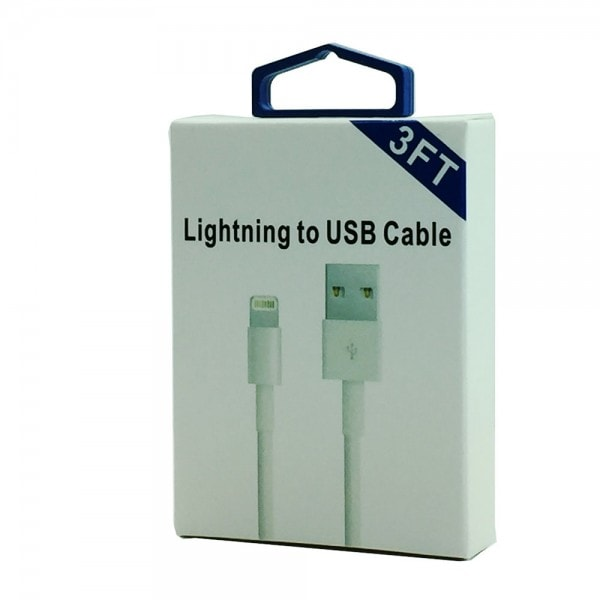 iOs 11 USB Cable for iPhone 8, 7, 6 (3FT)