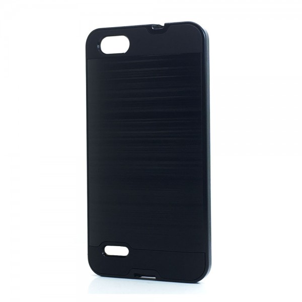 Brush Hybrid Case for ZTE Blade Force N9517 (black)