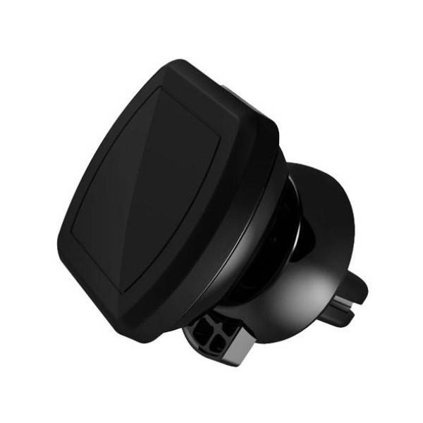 Magnetic Car Air Vent Mount Holder For Smart Phones (black)