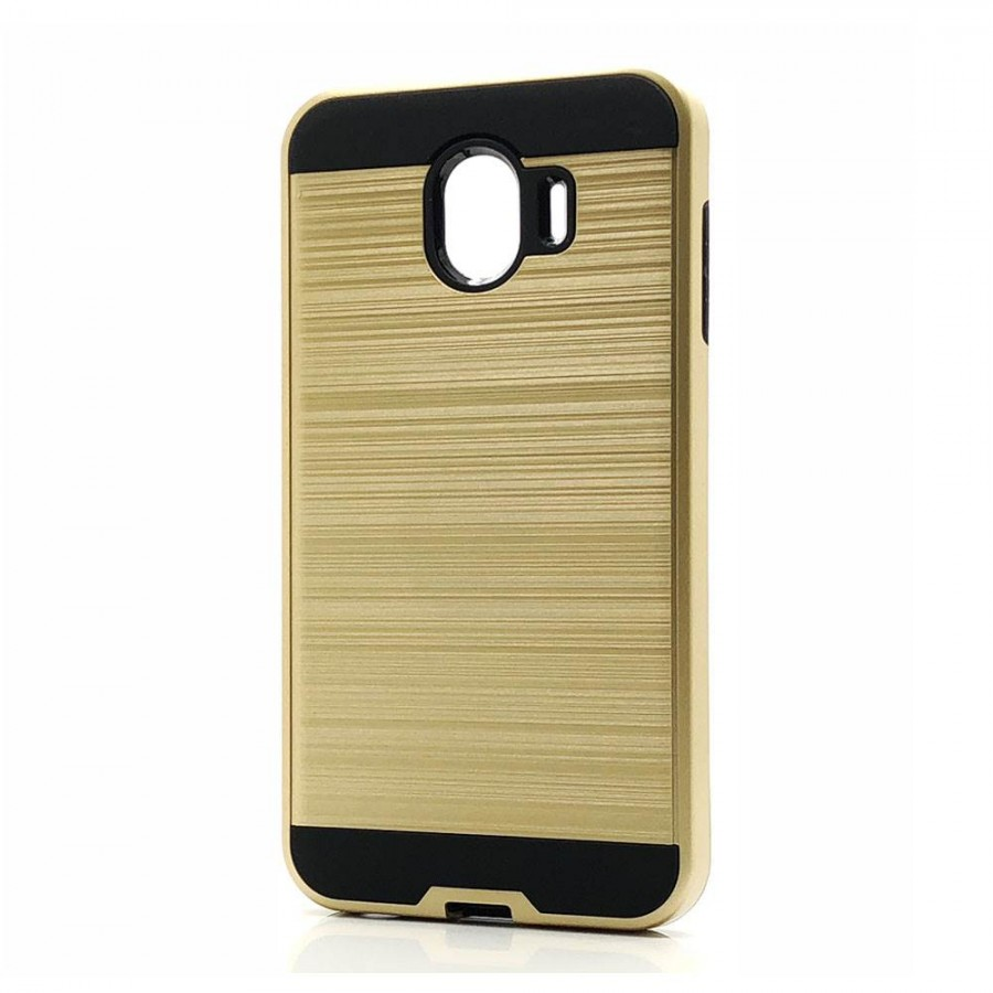 competitive price 07269 95249 Brush Hybrid Case For Samsung J2 Pro (gold) | Wholesale