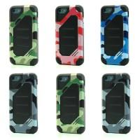 Camo BumbleBee Hybrid Case For iPhone 8 Plus / 7 Plus Lot/6