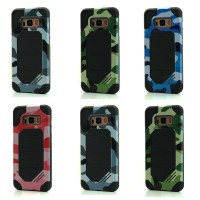 Camo BumbleBee Hybrid Case For Samsung Note 8 Lot/6