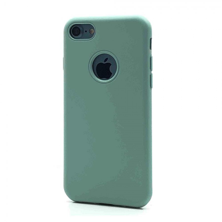 Silicone Case For iPhone 8 / 7 (green) | Wholesale