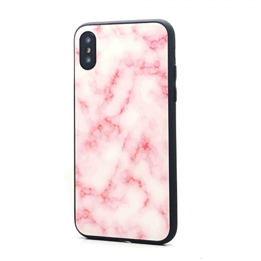 official photos 63a4b 912b1 Marbel Design TPU Case for iPh X / XS (light pink) | Wholesale